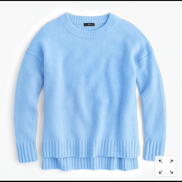92a3c9937f0 J. Crew Sweaters - J-crew crewneck sweater in supersoft yarn